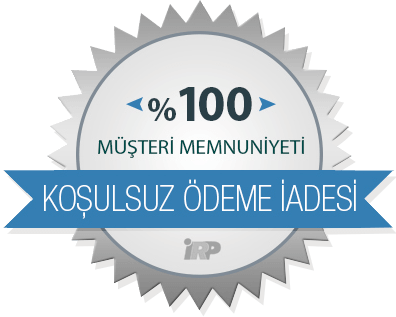 %100 Müşteri Memnuniyeti